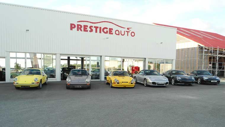 Garage Prestige Auto